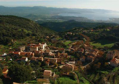 Photo du village d'Alata