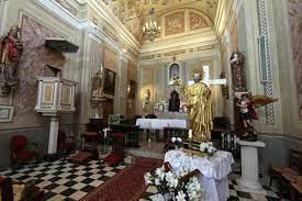Église Saint Pierre, intérieur