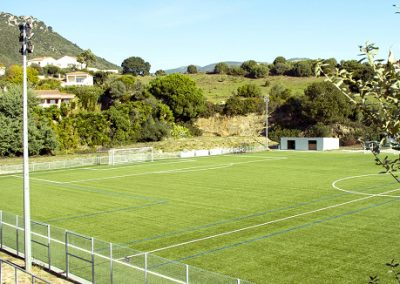 Photo du Stade Barthélémy Silvani